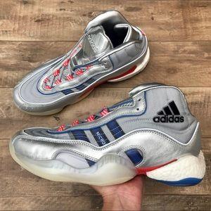 Adidas 98 Crazy BYW Silver Metallic